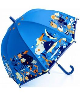 Paraplu seaworld - Djeco