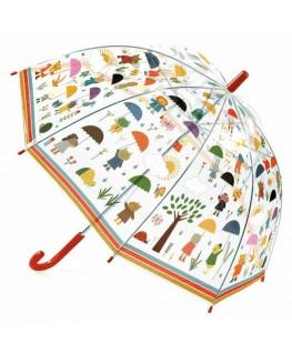 Paraplu under the rain - Djeco