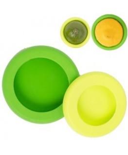 FOOD HUGGERS® - set of 2 citrus savers