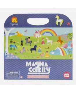 Magna Carry Unicorn Kingdom +3j - tiger Tribe