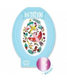 Big Tattoo Birdy - Djeco