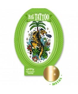 Big Tattoo Tiger - Djeco