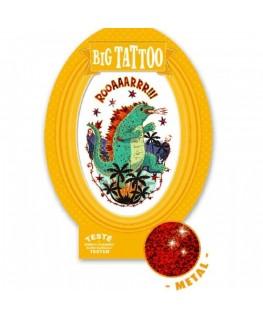 Big Tattoo Godzilla - Djeco