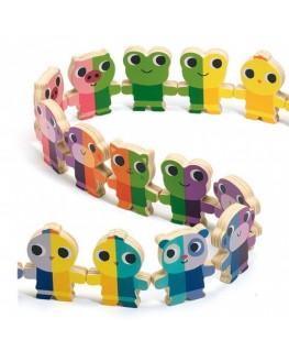 Stempelen met Princessen 4-8j - Djeco