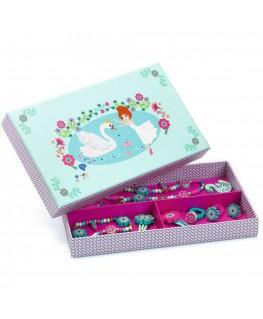 Kraskaarten met Kleine Dieren 3-6j - Djeco