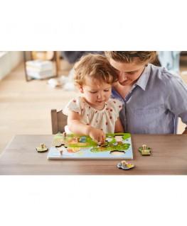 Actiefiguurtje Prinses Colomba and Ze Birdhouse Arty Toys - Djeco