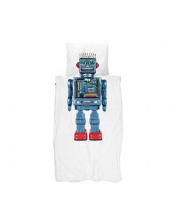 Dekbedovertrek Robot 140 - Snurk