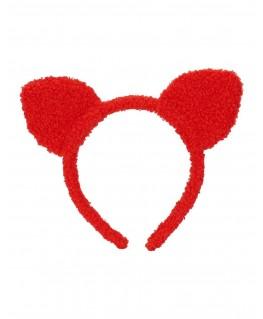 Shirt Pepa rood- Vila Joy