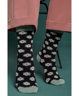 Sock 2-pack Sirocco black - King Louie
