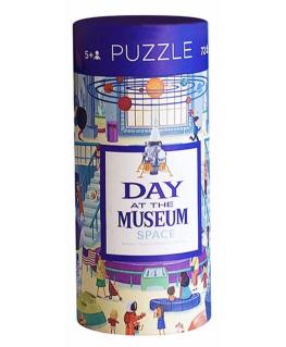Puzzel Day at the museum 72 stukken +5y - Crocodile Creek