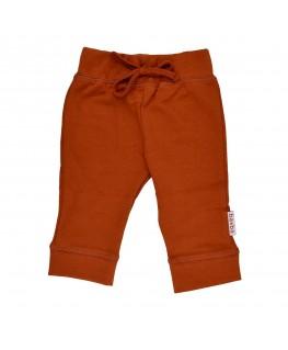 Baby broek Punto di roma ginger - Ba*Ba Baby Kidswear