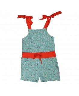 Waist dress Sunset front - Ba*Ba babywear - Happy Hippo