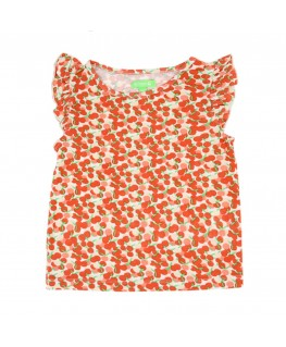 Eline Top Summer Berries - Lily Balou