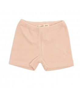 Shorts Ben Pink Velours - Onnolulu