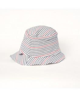 Hat summer stripes marine - Froy&Dind