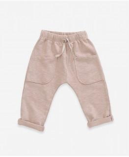 Fleece Flamé Trousers jute - Play Up