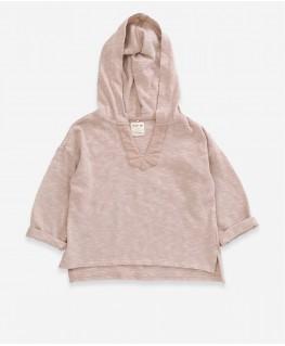 Flamé Jersey Sweater jute - Play Up