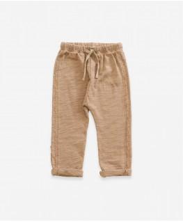 Flamé Jersey Trousers hemp - Play Up