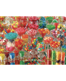 Cobble Hill puzzle 1000 pieces - Candy Bar
