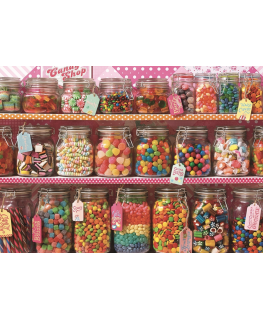 Cobble Hill family puzzle 350 pieces - Candy Counter