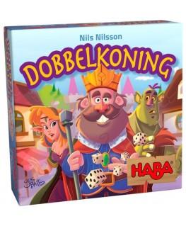 Spel - Dobbelkoning - 8-99j - Haba