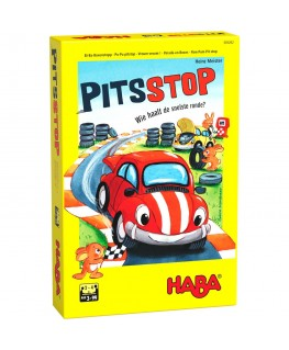 Spel - Pitsstop - 3-99j - Haba