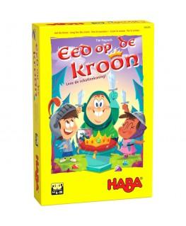 Spel - Eed op de kroon - 6-99j - Haba