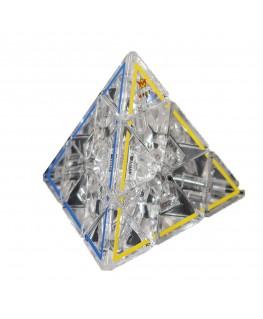 Pyraminx Crystal LE -50th Anniversary-- Recent Toys