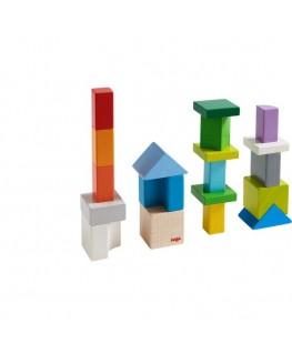 3D compositiespel Blokkenmix 3-99j - Haba