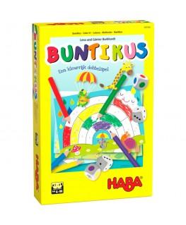 Buntikus een kleurrijk dobbelspel 4-99j - Haba