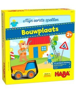 Mijn eerste spellen - Bouwplaats +2j - Haba